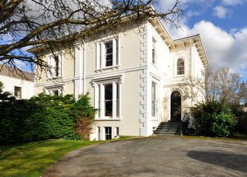 Thumbnail 2 bed flat for sale in Pittville, Cheltenham, Gloucestershire