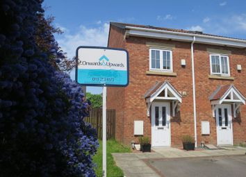 Thumbnail 3 bed town house to rent in Parkfield Court, Morley, Leeds