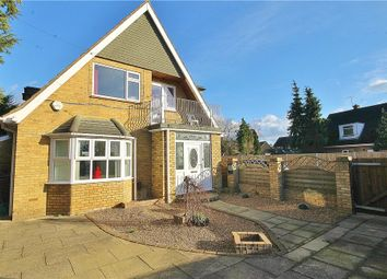 Thumbnail 4 bed detached house for sale in Chertsey Lane, Staines, Middlesex
