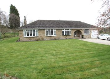Thumbnail 4 bed detached bungalow for sale in Highstone Lodge, Racecommon Lane, Barnsley