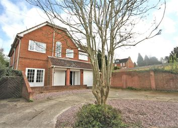 Thumbnail 5 bedroom detached house for sale in Chapel Road, Sarisbury Green, Southampton