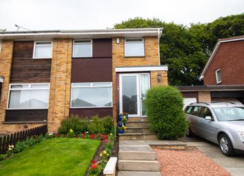 Thumbnail 3 bed semi-detached house for sale in 109 Tiree Crescent, Falkirk, Stirlingshire