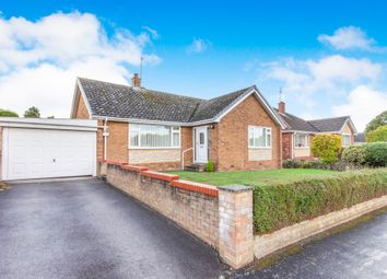 Thumbnail 3 bed detached bungalow for sale in Lilac Grove, Bawtry, Doncaster
