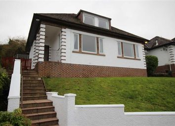 Thumbnail 4 bed detached house for sale in Victoria Road, Gourock, Renfrewshire