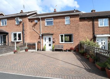 Thumbnail 2 bed terraced house for sale in Countess Road, Macclesfield