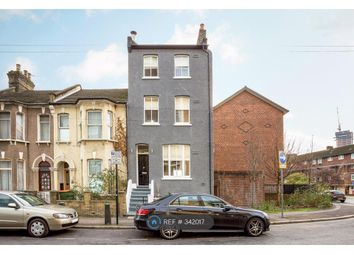 Thumbnail 3 bed end terrace house to rent in Grove Crescent, London