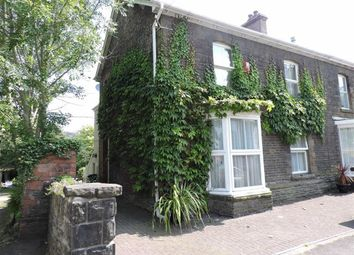 Thumbnail 4 bed semi-detached house for sale in High Street, Pontardawe, Swansea