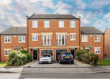 Thumbnail 4 bed town house for sale in Kelham Drive, Nottingham