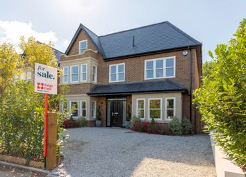 Thumbnail 5 bed detached house for sale in St. Omer Road, Guildford, Surrey