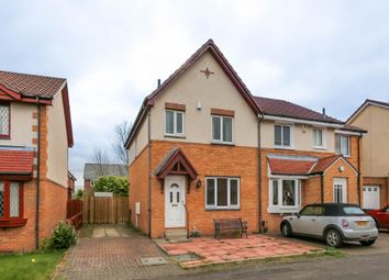 Thumbnail 3 bed semi-detached house for sale in 77 Blackchapel Close, Newcraighall