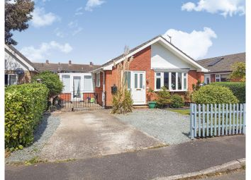 Thumbnail 3 bed detached bungalow for sale in St. Benedicts Close, Cranwell Village, Sleaford