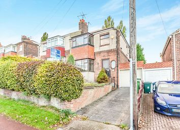 Thumbnail 3 bed semi-detached house for sale in Lobley Hill Road, Lobley Hill, Gateshead