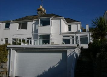 Thumbnail 2 bed property to rent in Castle Drive, Falmouth
