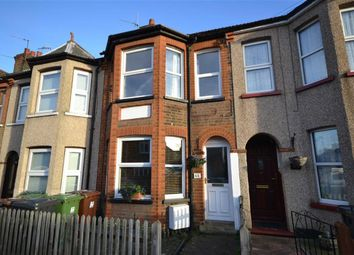 Thumbnail 3 bed terraced house for sale in Glencoe Road, Bushey, Herts