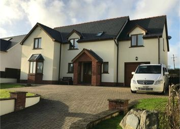 Thumbnail 4 bed detached house for sale in Min-Yr-Efydd, Maenclochog, Clynderwen, Pembrokeshire