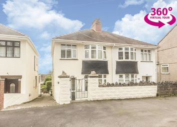3 bed semi-detached house for sale in Bryn Street, Brynhyfryd, Swansea SA5