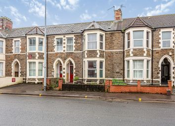 3 bed terraced house for sale in Cowbridge Road East, Canton, Cardiff CF5