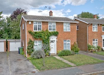 Thumbnail 3 bed detached house for sale in Lantree Crescent, Trumpington, Cambridge
