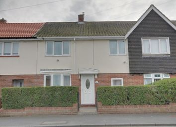 Thumbnail 2 bed terraced house for sale in Naworth Drive, Hillheads Estate, Newcastle Upon Tyne