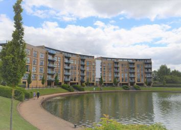 Thumbnail 2 bed flat for sale in Felsted, Caldecotte, Milton Keynes