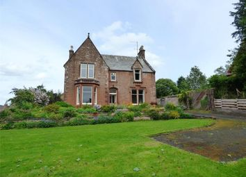 Thumbnail 4 bed detached house for sale in St. Blanes, St. Bryde's Terrace, Lockerbie, Dumfries And Galloway