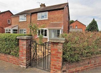 Thumbnail 2 bed semi-detached house to rent in Osborne Road, Walton-Le-Dale, Preston