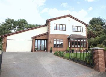 Thumbnail 4 bed detached house for sale in Rubbing Stone, Caldy, Wirral