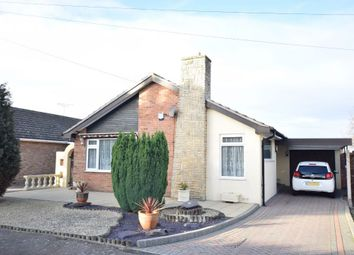 Thumbnail 2 bed detached bungalow for sale in Vermont Close, Clacton-On-Sea