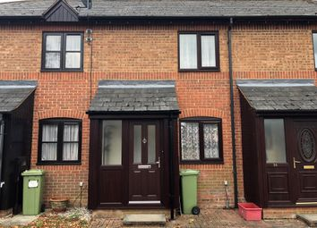 Thumbnail 2 bed terraced house to rent in Woolrich Gardens, Milton Keynes