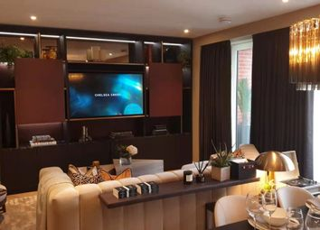Thumbnail 2 bed flat for sale in Westwood House, Chelsea Creek, Fulham