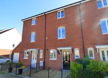 Thumbnail 4 bed terraced house for sale in Samuel Rodgers Crescent, Chepstow