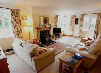 Thumbnail 4 bed detached house to rent in Park Avenue, Camberley, Surrey