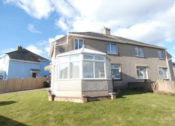 Thumbnail 3 bed semi-detached house for sale in Skiddaw Avenue, Maryport, Cumbria