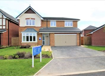 Thumbnail 5 bed detached house for sale in Kings Close, Kings Meadow, Blackpool