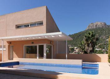 Thumbnail 4 bed villa for sale in Calpe, Alicante, Valencia, Spain