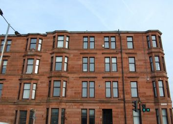 Thumbnail 1 bed terraced house to rent in Moss Road, Flat 1/3, Govan