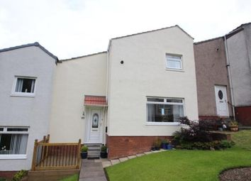 Thumbnail 3 bed terraced house for sale in Glenapp Avenue, Paisley, Renfrewshire