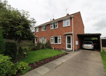Thumbnail 3 bed semi-detached house for sale in The Ropewalk, Newark