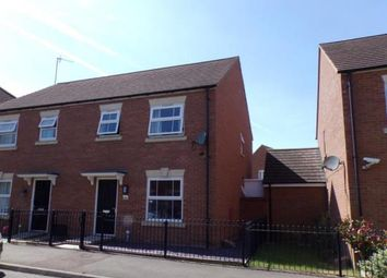 Thumbnail 3 bed semi-detached house for sale in Goose Bay Drive Kingsway, Quedgeley, Gloucester, Gloucestershire