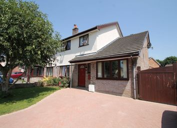 Thumbnail 4 bed semi-detached house for sale in Greenfield Drive, Ivybridge
