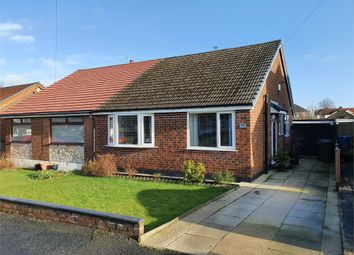 Thumbnail 2 bed semi-detached bungalow for sale in Strangford Street, Radcliffe, Manchester