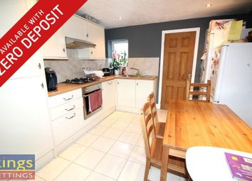 Thumbnail 2 bedroom semi-detached house to rent in Albury Grove Road, Cheshunt