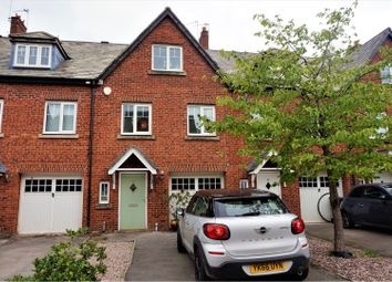 Thumbnail 3 bed town house to rent in Eastgate, Macclesfield