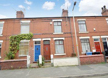 Thumbnail 2 bedroom terraced house for sale in Melton Street, Reddish, Stockport, Cheshire