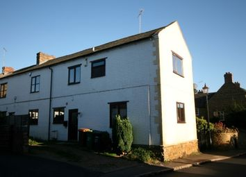Thumbnail 2 bed end terrace house for sale in High Street, Ecton, Ecton