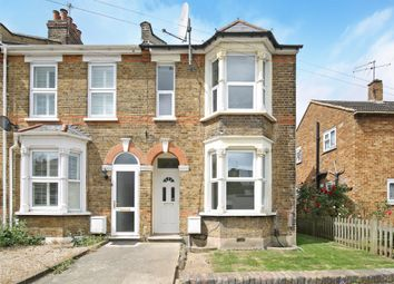 Thumbnail 3 bed end terrace house to rent in Goldsdown Road, Enfield