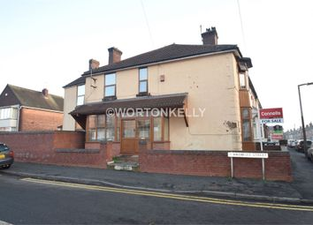 Thumbnail 4 bed semi-detached house for sale in Brunswick Park Road, Wednesbury, West Midlands