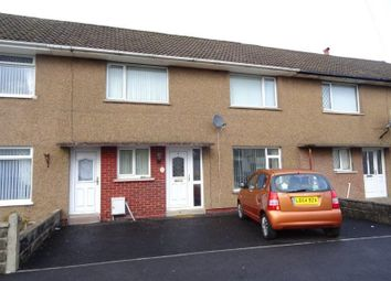 Thumbnail 3 bed terraced house for sale in Williams Crescent, Bryncethin, Bridgend