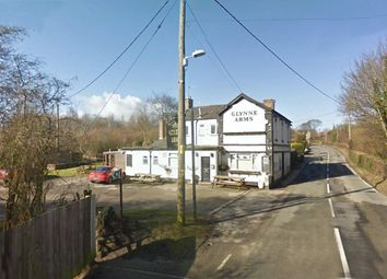 Thumbnail Pub/bar for sale in Dury Lane, Flintshire