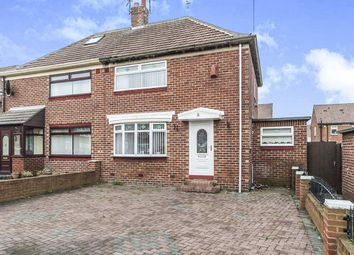 Thumbnail 2 bed semi-detached house for sale in Rochdale Road, Redhouse, Sunderland